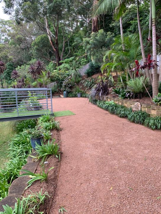 Landscaping Improvements After Image