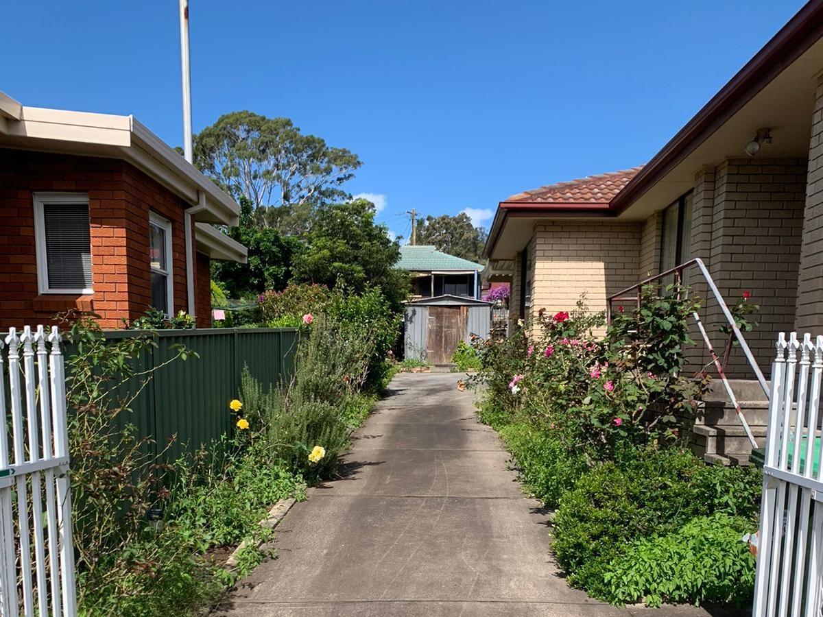 Garden Beautification Before Image